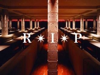 club  R.I.P staff