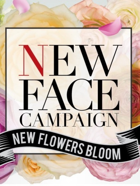 ☆NEW FACE CAMPAIGN☆